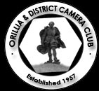 Orillia and District Camera Club logo